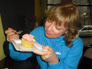 Montreal - the cupcakes are amazing
